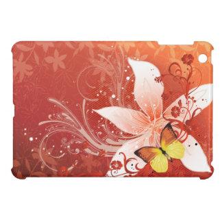 Mode florale 11 coque pour iPad mini