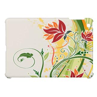 Mode florale 1 étui iPad mini