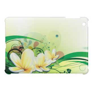 Mode florale 8 coque iPad mini