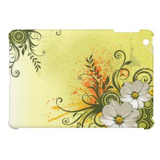 Mode florale 9 coques pour iPad mini