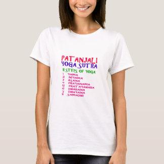 Mode-T-Shirts PATANJALI Yoga Sutra T-Shirt
