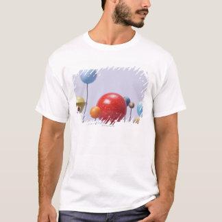 Modell der Planeten T-Shirt