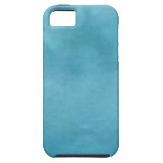 Modern blue oils wather marble pattern-iphone5 iPhone 5 schutzhülle