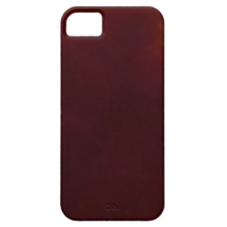 Modern burgundy pattern_iphone5 iPhone 5 schutzhülle