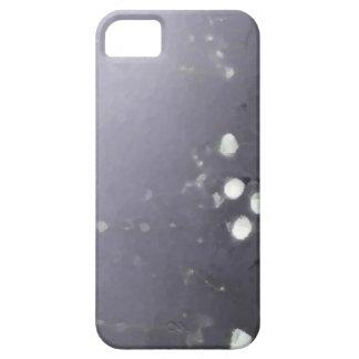 Modern gray buble oils marble pattern-iphone 5 iPhone 5 schutzhülle