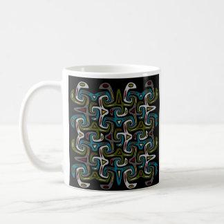 Modern trifft Stammes- 5 Kaffeetasse