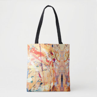 Moderne abstrakte Malerei Tasche