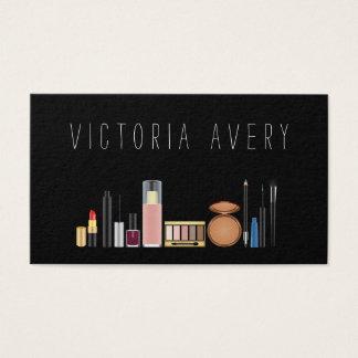 Moderne einfache bilden Künstler Visitenkarte