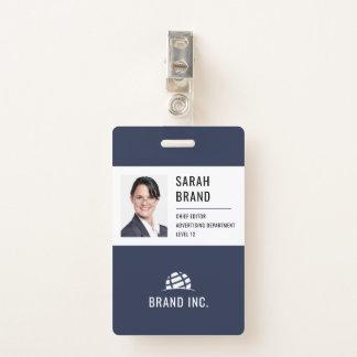 Moderne Firmenkundengeschäft Identifikation Ausweis