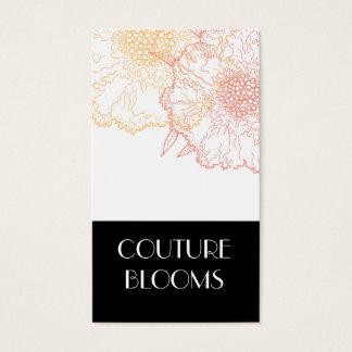 Moderne Floristen-Visitenkarten Visitenkarten