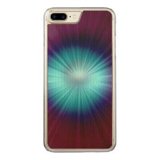 Moderne Galaxie #49 Carved iPhone 7 Plus Hülle