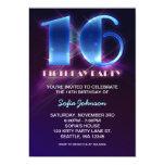 moderne hervorragende 16 Geburtstagseinladungen 12,7 X 17,8 Cm Einladungskarte