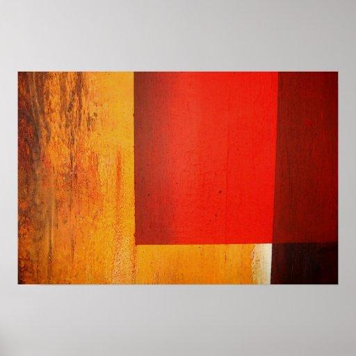 moderne kunst drucke modernes abstraktes poster zazzle. Black Bedroom Furniture Sets. Home Design Ideas