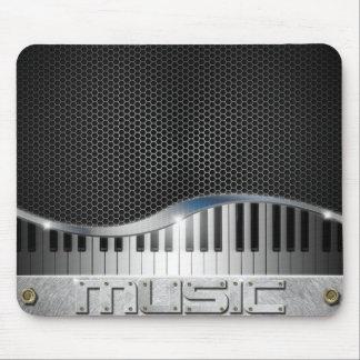 Moderne Musik-Mausunterlage Mousepad
