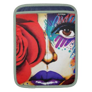 Moderne NYC Straßen-Kunst Sleeve Für iPads