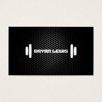 Moderne persönliche Trainer-Visitenkarte Visitenkarten