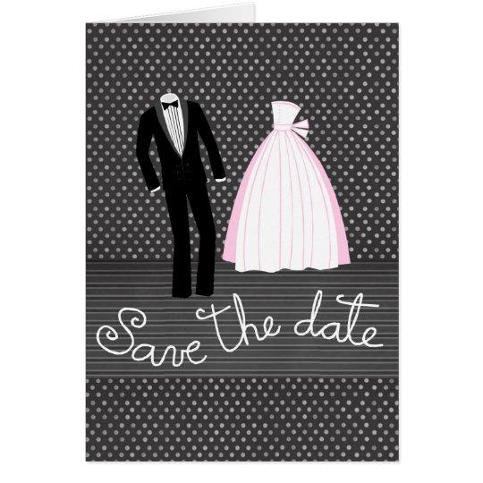 Moderne Save the Date Karten