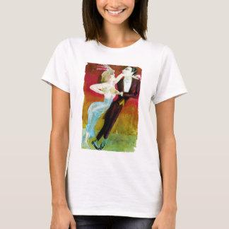 Moderne Tanzen-Paare durch Otto Dix T-Shirt
