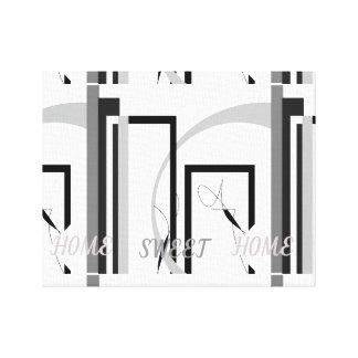 Moderner Entwurf Leinwanddruck