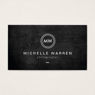 Moderner Fotograf des Visitenkarten