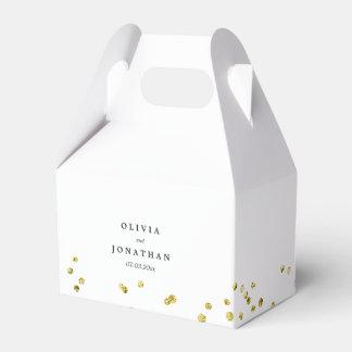 Moderner Gastgeschenk Hochzeits-Kasten des Geschenkschachtel