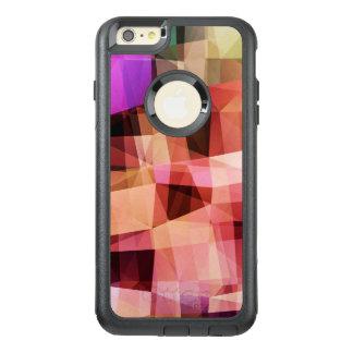 Moderner geometrischer Mosaik-Entwurf OtterBox iPhone 6/6s Plus Hülle