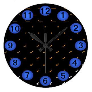 Moderner Haus-Dekor-zeitgenössische Zuhause-Uhren Große Wanduhr