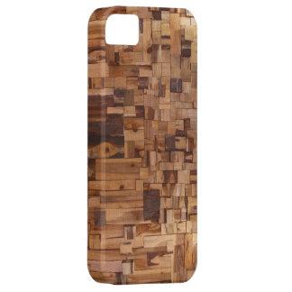 Moderner hölzerner iPhone 5 dekorativer iPhone 5 Schutzhülle