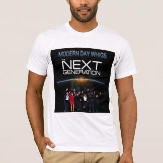 Moderner Whig: Die folgende Generation T-Shirt