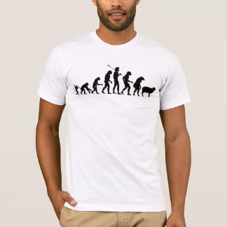 Modernes Evolutions-Shirt T-Shirt