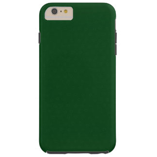 Modernes kundengerechtes Forest Green, Tough iPhone 6 Plus Hülle