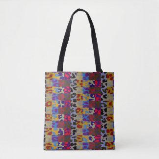 Modernes Leopard-Haut-Muster #31 Tasche