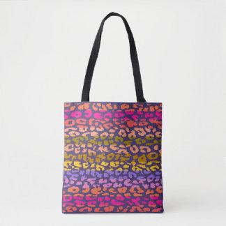 Modernes Leopard-Haut-Muster #40 Tasche