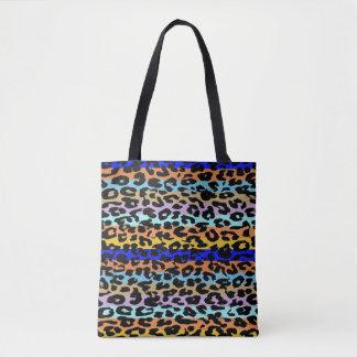 Modernes Leopard-Haut-Muster #41 Tasche