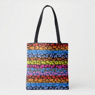 Modernes Leopard-Haut-Muster #46 Tasche