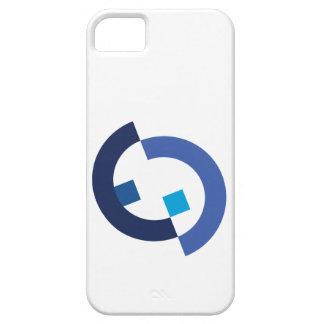 Modernes Logo iPhone 5 Hüllen