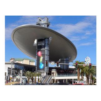 Modeschau-Mall-Las Vegas-Bild-Postkarten Postkarte