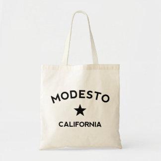 Modesto Kalifornien Budget Stoffbeutel