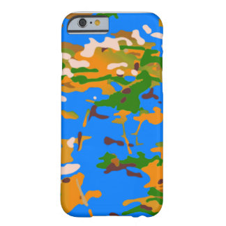 Modischer und stilvoller Camoflauge Muster Iphone Barely There iPhone 6 Hülle