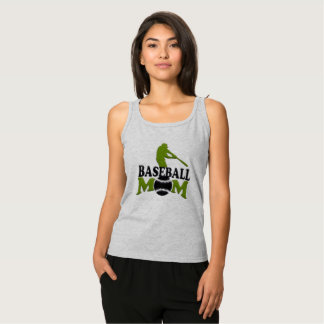 Modisches Sommer-Baseball-Mamma-Trägershirt Tank Top