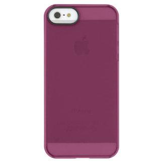 Modishly meisterhafte kastanienbraune Farbe Permafrost® iPhone SE/5/5s Hülle