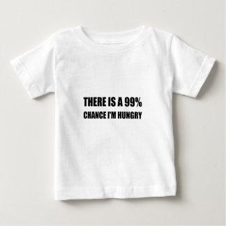 Möglichkeit habe ich Hunger Baby T-shirt