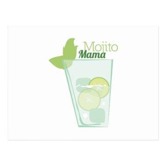 Mojito Mutter Postkarte