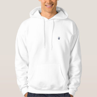 moletom blanc sweat-shirts avec capuche