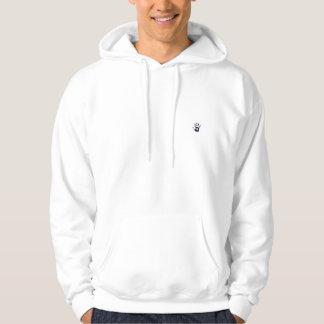 moletom weiß hoodie
