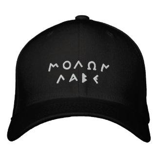 Molon Labe gestickter Hut Bestickte Kappen