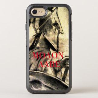 Molon Labe spartanischer Krieger OtterBox Symmetry iPhone 7 Hülle