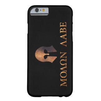 Molon Labe (venu et obtenez-le) Coque iPhone 6 Barely There