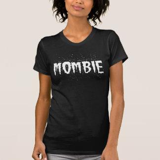 Mombie Schwarzes T-Shirt