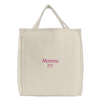 Momma Pint Tasche im Rosa